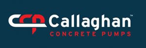 Callaghan Concrete pumps